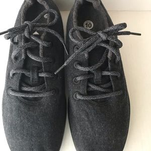 All birds wool runners men's gray sneakers